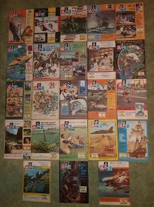 ABC časopisy - ročník 20/ roky 1975 - 1976 - čtěte popis.