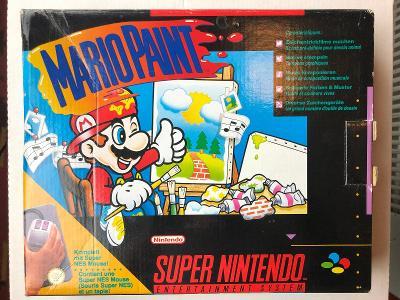 SNES Mario Paint