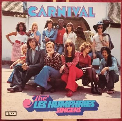 The Les Humphries Singers – Carnival (LP 1973 Germany)