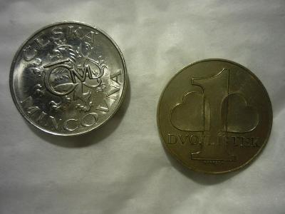 pamětní mince Česká mincovna Brno FIBEX + bonus dvojlístek -viz. foto