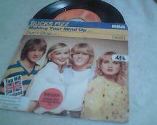 BUCKS FIZZ-MAKING YOUR MIND UP-SP-1981.