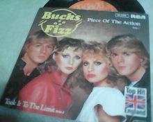 BUCKS FIZZ-PIECE OF THE ACTION-SP-1981.