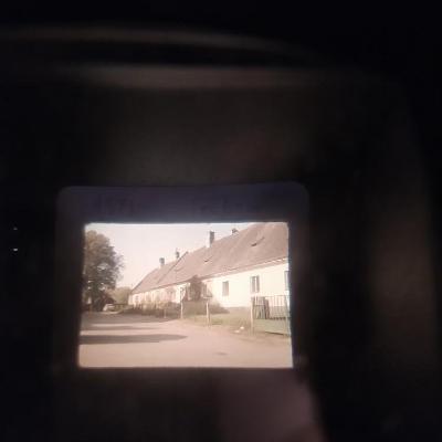 TŘEBOŇ 1972 - DIAPOZITIV 16 (Z09)
