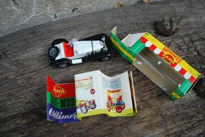 Sběratelské auto Gama Minimod