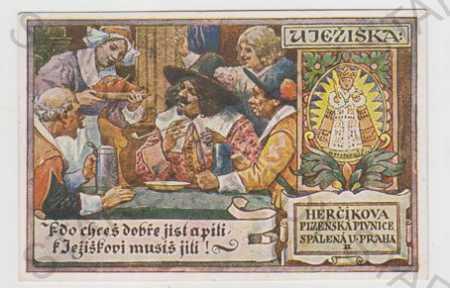 Praha 1, Spálená, restaurace, Plzeň, pivo, kolorov