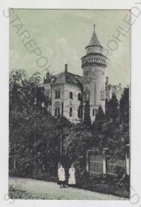 Sychrov (Liberec), zámek