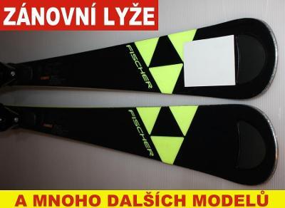 Lyže FISCHER RC4 WORLDCUP SC 160cm