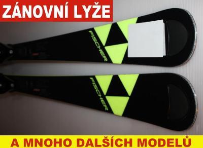 Lyže FISCHER RC4 WORLDCUP SC 155cm