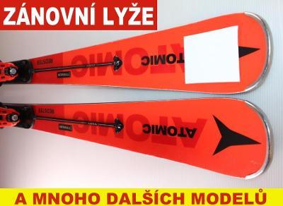 Lyže ATOMIC REDSTER S9 153cm