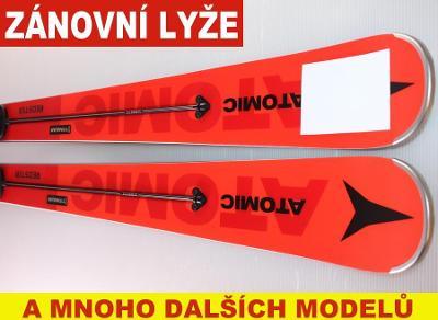 Lyže ATOMIC REDSTER G9 177cm NOVÉ TOP STAV
