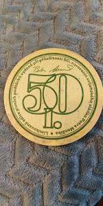 42 tácek pivovar Svijany lim. Edice
