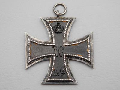 Originání Železný kříž 2. třídy 1914