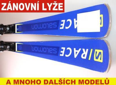 Lyže SALOMON S/RACE RUSH SL 160cm