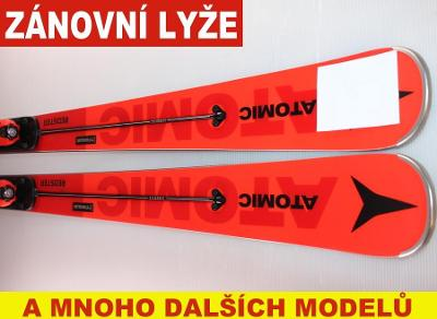 Lyže ATOMIC REDSTER G9 171cm NOVÉ TOP STAV