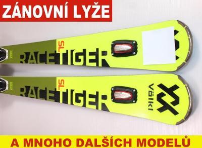 Lyže VOLKL RACETIGER SL 170cm
