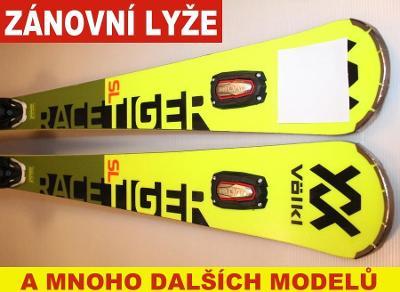 Lyže VOLKL RACETIGER SL 165cm