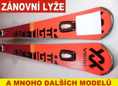 Lyže VOLKL RACETIGER GS  185cm