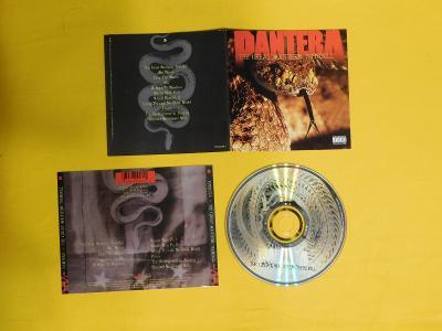 Pantera – The Great Southern Trendkill – 1996 – (Thrash/Heavy, Groove