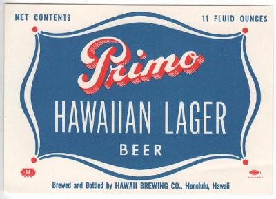 USA Hawai Brg - Honolulu 3 - jiná tisk. značka