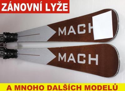 Lyže MACH RAPTOR 170cm