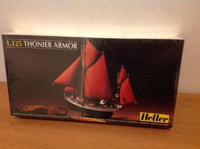 HELLER - Thonier Armor, 1/125