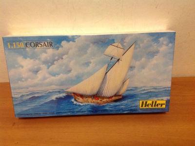 HELLER - Corsair, 1/150