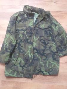 Zimní kabát vz 95