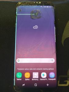 Samsung Galaxy S8 G950F 64GB - Poškozený na díly či opravu