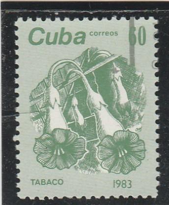 Kuba - na doplnění - flóra