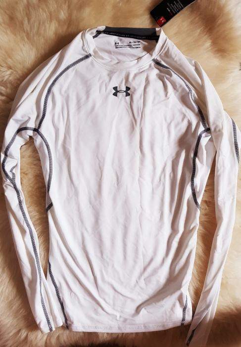 UNDER ARMOUR COMPRESSION pánské sportovní slim-fit triko/ XL  - Pánské oblečení