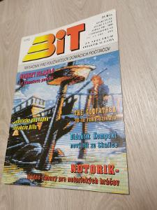 Časopis Bit 11/92