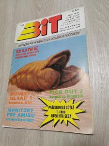 Časopis Bit 1/93