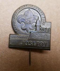 Sjezd Jiráskovy SKAUTSKÉ ŽUPY - JOSEFOV 1938 !!! SKAUT JUNÁK č.4