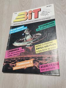 Časopis Bit 4/92