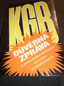KGB důvěrná zpráva. 1994