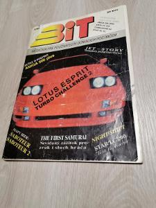 Časopis Bit 2/92