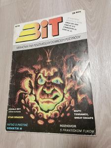 Časopis Bit 10/91