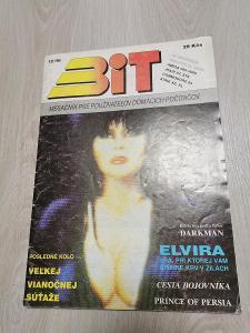 Časopis Bit 12/91