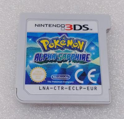 Pokémon Alpha Sapphire pro Nintendo 3DS/2DS