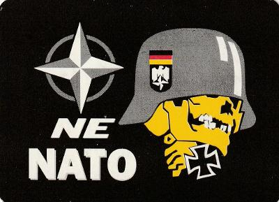 KARTIČKOVÉ KALENDÁŘÍKY 1 KS -  NE NATO 1998  !!!