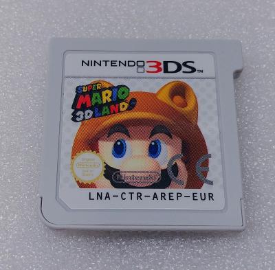 Super Mario 3D Land pro Nintendo 3DS/2DS