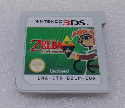 The Legend of Zelda: A Link Between Worlds 3D pro Nintendo 3DS/2DS
