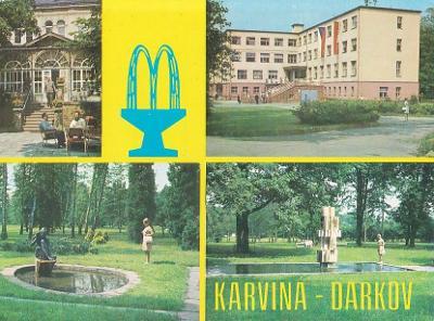 KARVINÁ - DARKOV - LÁZNĚ - VÍCE ZÁBĚROVÁ - 7-IG115