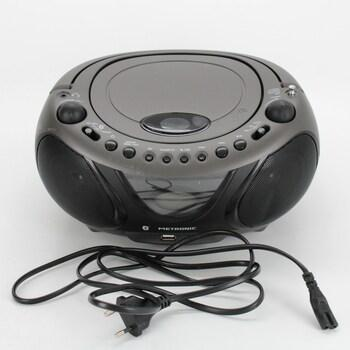 Radiopřijímač s CD Metronic 477135
