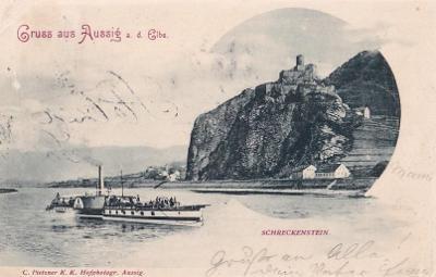 STŘEKOV - GRUSS AUS - 92-SQ88