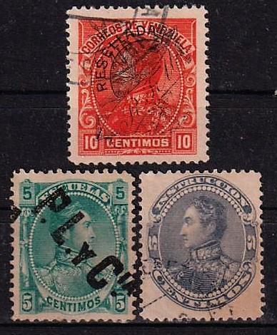 Venezuela  1900