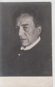 Eduard Vojan, český herec, foto Drtikol