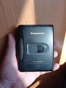 Plně funkční  walkman Panasonic RQ-P40