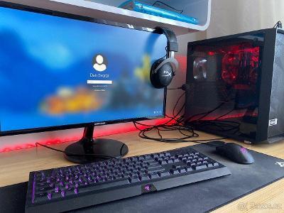Herní počítač