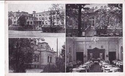 LÁZNĚ DARKOV - SANATORIUM A HOTEL - 1-KQ14